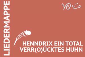 Henndrix Liedermappe
