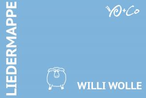 Willi Wolle Liedermappe